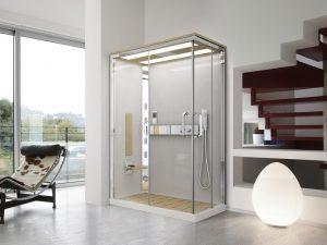 cabina doccia bergamo