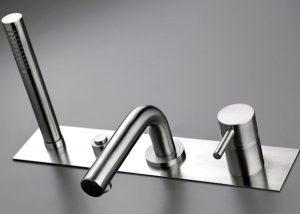 rubinetti in acciaio di design
