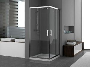 doccia angolo