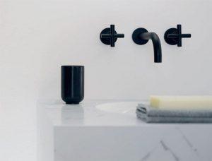 rubinetto a parete