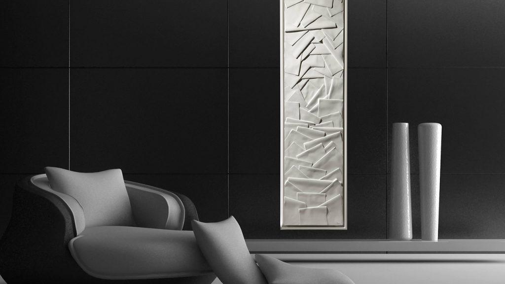 radiatore design per appartamento